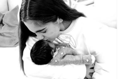 El vibrante gesto de Daniella Bustamante con Miguel Jr. que ha derretido a su madre, Paula Echevarría
