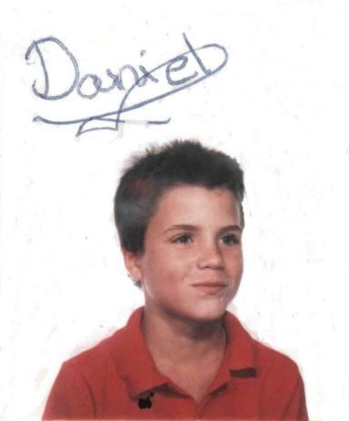 La inédita y sorprendente imagen de Dani Martín cuando era un niño que ha dado la vuelta al mundo: El tolai