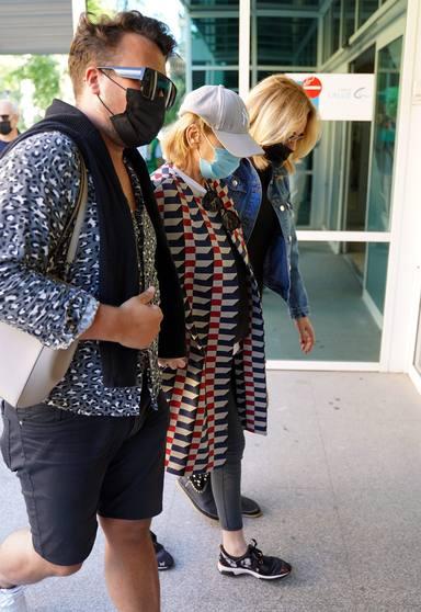 Pablo Mallavia, estilista de Mila Ximénez, se está convirtiendo en uno de sus pilares fundamentales