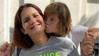 El precioso detalle que ha tenido Roscón, el hijo de Samantha Vallejo-Nágera, con su madre