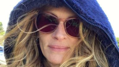 Julia Roberts sorprende compartiendo una foto inédita de ella y su marido Danny Moder