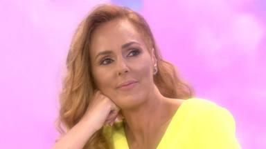 Rocío Carrasco lanza un duro reproche a Gema López en su debut en Sálvame