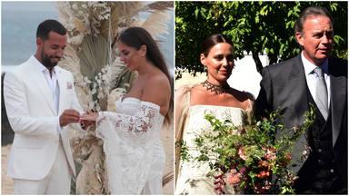 La foto de Claudia Osborne que ha eclipsado la boda de Anabel Pantoja