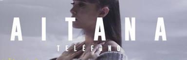 """Aitana Ocaña estrena """"Teléfono"""""""