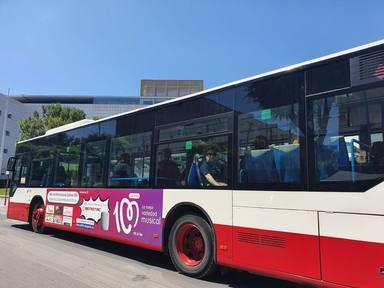 """CADENA 100 Albacete pone en marcha de nuevo el Concurso """"Bus de la 100"""""""