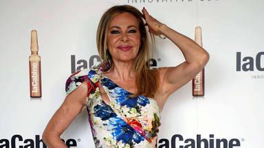 Ana Obregón inaugura el verano