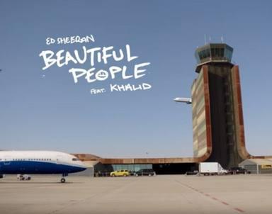 Ed Sheeran tria l'aeroport de Lleida-Alguaire pel seu darrer video-clip