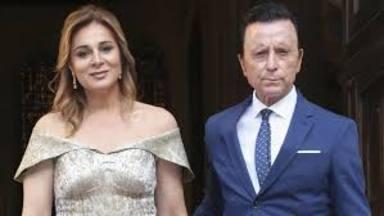 Ana María Aldón y Ortega Cano se conocieron en 2012 y se casaron en 2018