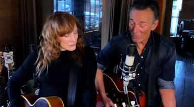 Bruce Springsteen canta contra el Covid-19