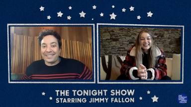 Gigi Hadid confirma su embarazo en el Show de Jimmy Fallon