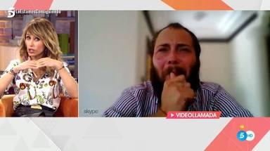 El cara a cara más esperado entre Avilés y Emma García en 'Viva la vida'