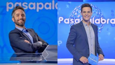 Pasapalabra: Roberto Leal y Christian Gálvez