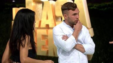 Maite Galdeano y Cristian Suescun muy preocupados con el robo en casa Sofía