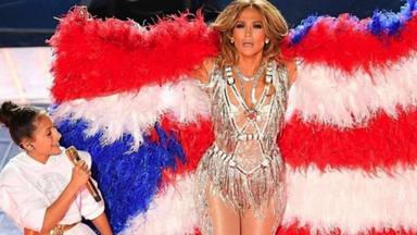 La hija de Jennifer Lopez causa sensación tras mostrarse idéntica a su madre