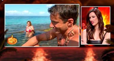 Adara reacciona al embarazo de Ivana Icardi y lanza un dardo a Hugo Sierra