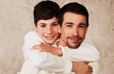 Así es el día a día de Juanjo Ballesta: amor incondicional por su hijo y una nueva ilusión