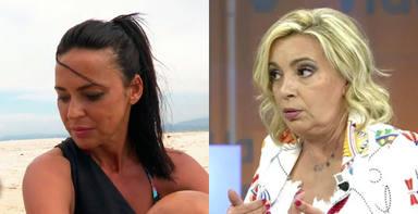 """El enigmático mensaje con el que Carmen Borrego se acerca a Olga Moreno: """"Solo le haría esa pregunta"""""""