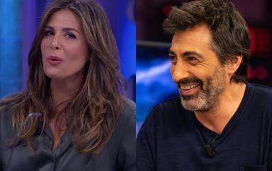 """Juan del Val confiesa el gran problema que tienen en casa con Nuria Roca: """"Todos estamos huyendo de ella"""""""