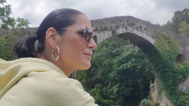 Rosa López se refugia en Asturias para coger fuerzas de cara a sus próximos conciertos
