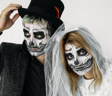 Consells per triar el maquillatge de Halloween sense riscos