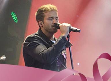 La actuación de Pablo Alborán en el concierto CADENA 100 Por ellas 2018