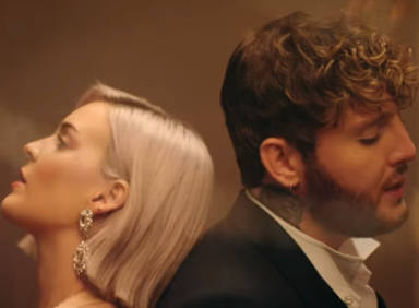 "Anne-Marie y James Arthur lanzan ""Rewrite The Star"""