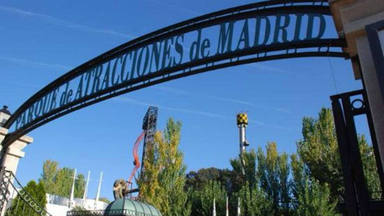 El Parque de Atracciones de Madrid celebra su 50 aniversario