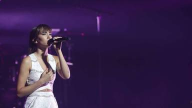 """La """"preciosa locura"""" de Aitana en los conciertos con su gira 'Play Tour'"""