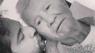 La mirada cómplice entre David Bisbal y su padre José que demuestra el gran amor que se tienen