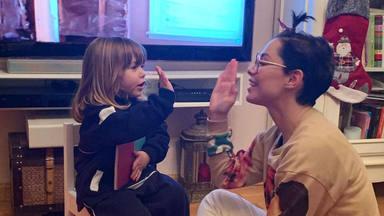Soraya desvela cómo vive las críticas por la exposición de su hija Manuela en redes sociales