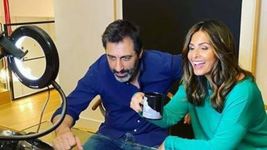 Nuria Roca y su marido, Juan del Val, hablan de su experiencia con el Covid-19