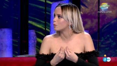 Gloria Camila se enfrenta a Kiko Jiménez en Supervivientes