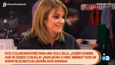 Toñi Moreno en Sálvame