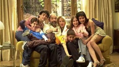 La imagen de cabecera de 'Los Serrano': una gran familia