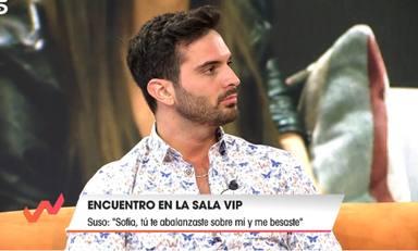 Suso Alvarez responde a Sofía Suescun en Viva la Vida