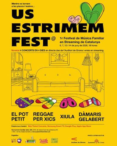 Primer festival infantil per streaming