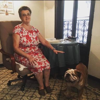 La polémica foto de Juana de Masterchef