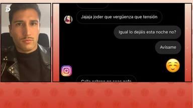 Los mensajes de Adara Molinero y Rodri Fuertes