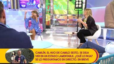 Sálvame: Gema Lopez y Carlota Corredera