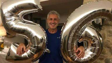 Las redes sociales se vuelcan con Sergio Dalma por su 56 cumpleaños