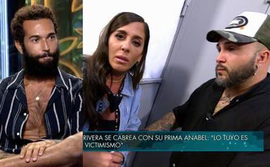 """Omar Sánchez se pronuncia sobre la guerra entre Anabel Pantoja y Kiko Rivera: """"Me parece un poco duro"""""""