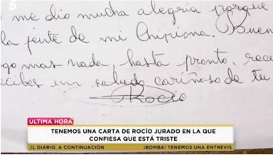 Telecinco saca a la luz la prueba definitiva sobre Rocío Jurado que contradice a Amador Mohedano y Ortega Cano