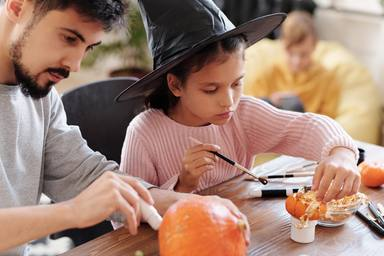 Idees per celebrar Halloween amb nens