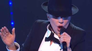 Lady Gaga por Sinatra