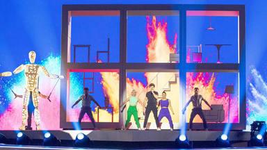 Una casa, un robot gigante y mucho color: así será la actuación de Miki en Eurovisión
