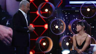 El monumental corte de Jorge Javier Vázquez a la ganadora de 'Supervivientes 2018' en pleno directo de 'GH VIP