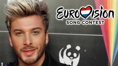 Blas Cantó, representante de España en 'Eurovisión 2020'