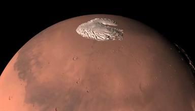 La NASA ja busca aigua al planeta Mart