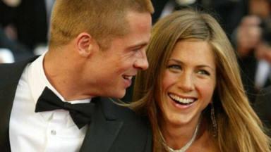 De las emotivas palabras de Brad Pitt en los Globos de Oro a su cómplice reeencuetro con Jennifer Aniston