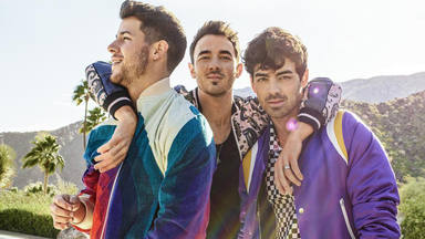 """Jonas Brothers se despiden de su 'tour' en Europa: """"esta gira ha significado 'el mundo' para nosotros"""""""